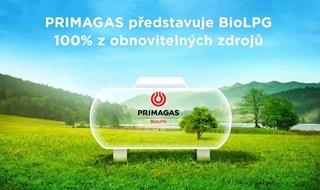 Poprvé v ČR - Bio LPG z obnovitelných zdrojů