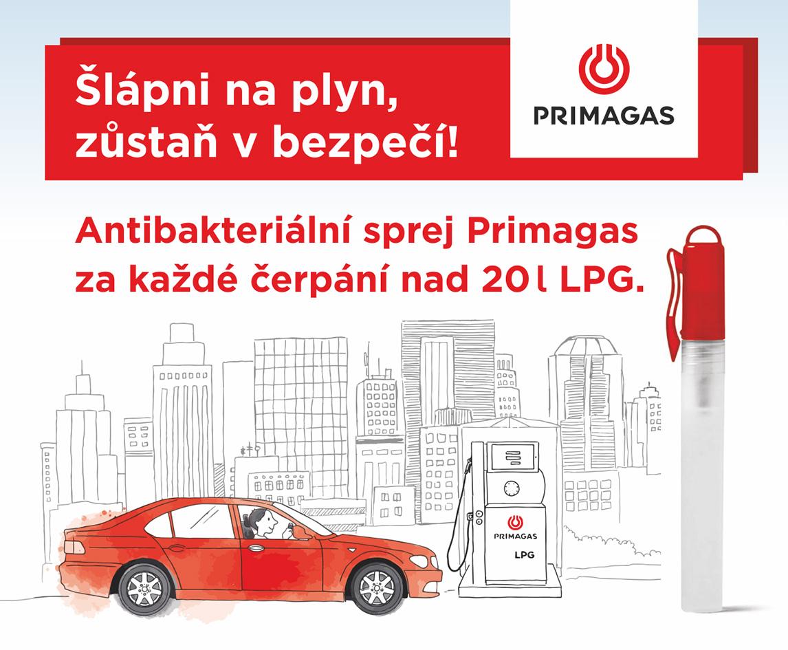 Primajízda - desinfekční gely pro řidiče. Šlápni na plyn, zůstaň v bezpečí!
