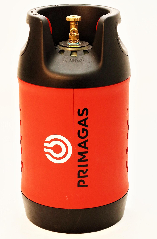 Kompozitní láhev pro topení v karavanech PRIMAGAS