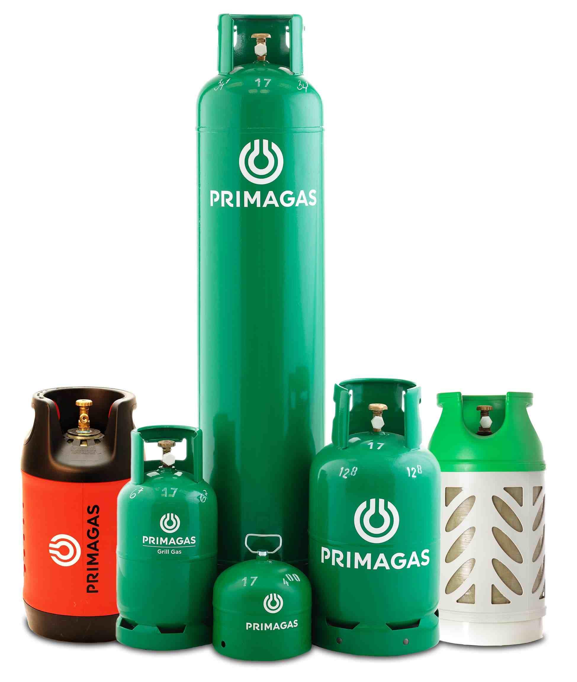 Plynové láhve Primagas - kvalitní plyn v bezpečných láhvích