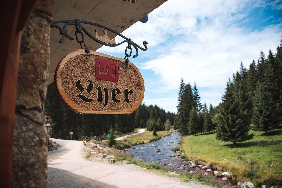 Pivovar Lyer je klenot v srdci Šumavy