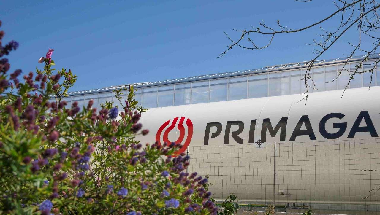 Přehled zásobníků na LPG PRIMAGAS
