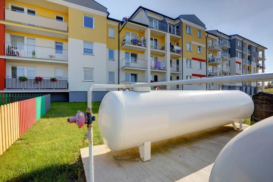 LPG pro bytová družstva